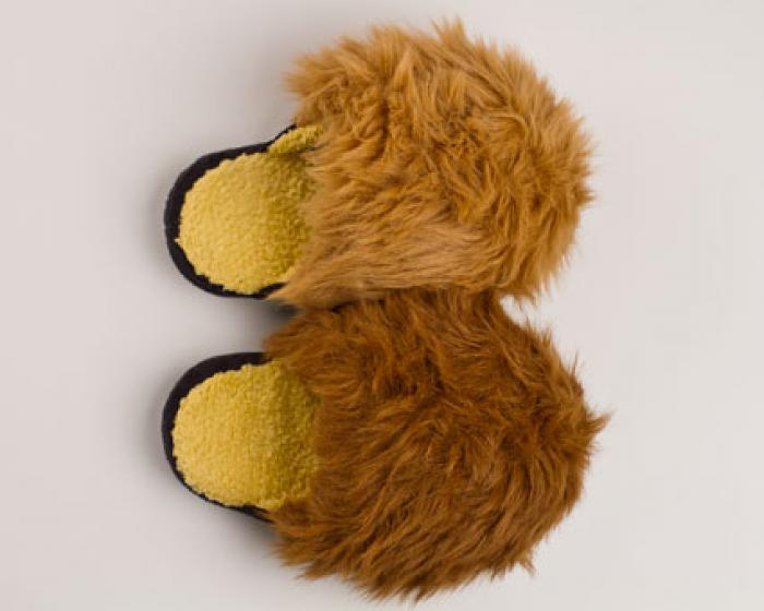 Star Trek Tribble Slippers 4