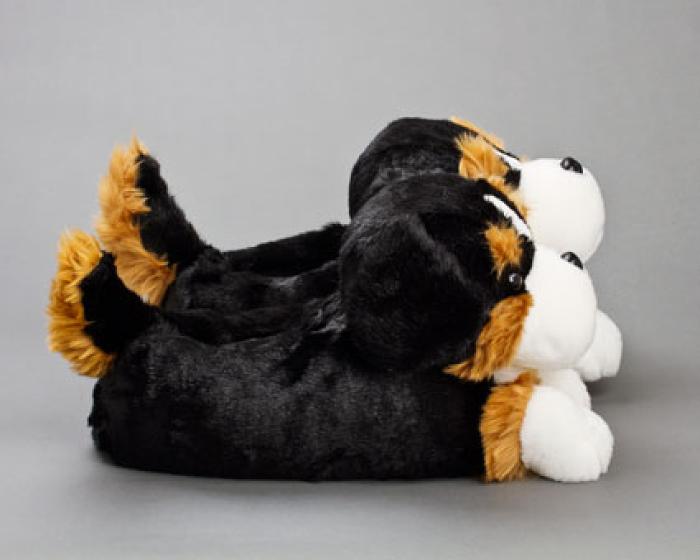 Bernese Mountain Dog Slippers 2