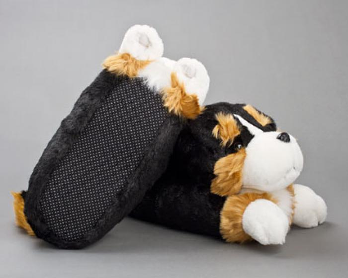 Bernese Mountain Dog Slippers 3