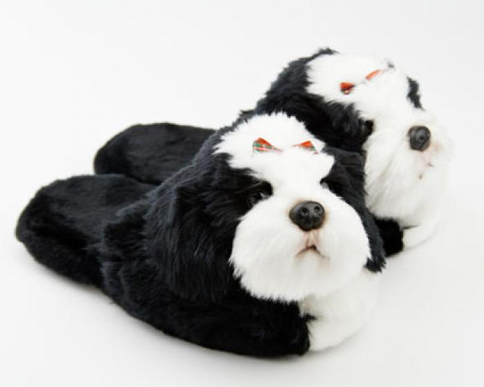 Shih-Tzu Dog Slippers 1