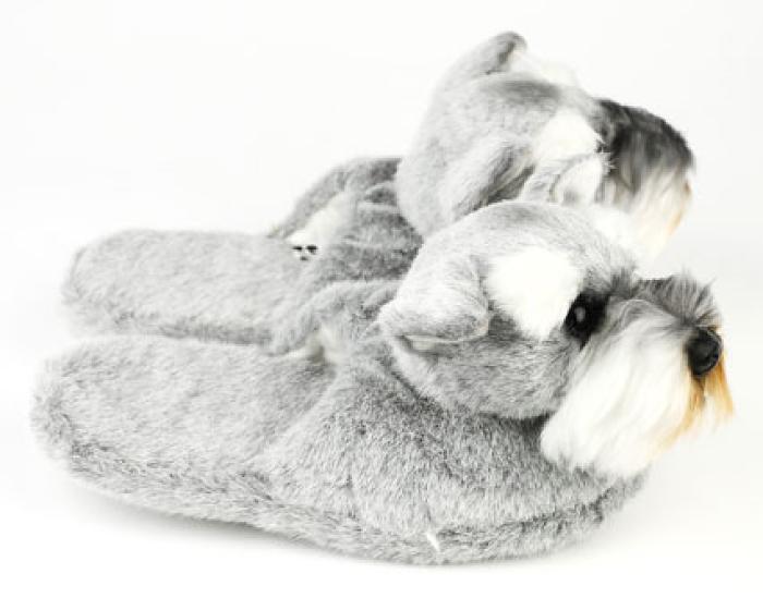 Schnauzer Slippers 2