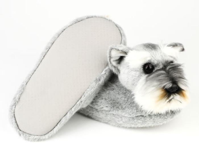 Schnauzer Slippers 3