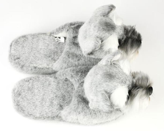 Schnauzer Slippers 4