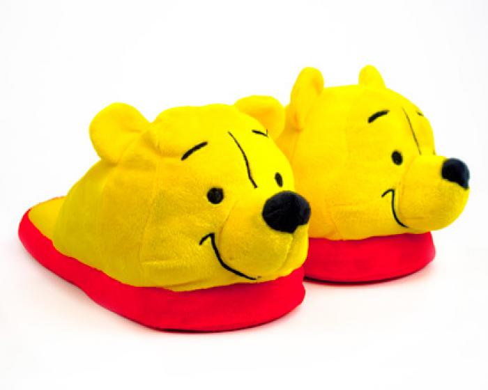 Winnie the Pooh Slippers 1