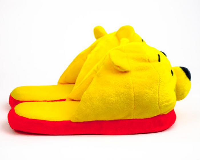 Winnie the Pooh Slippers 2