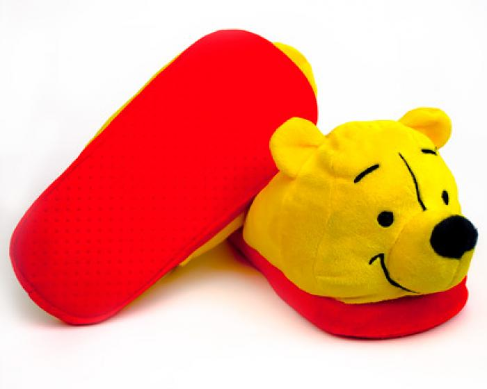 Winnie the Pooh Slippers 3