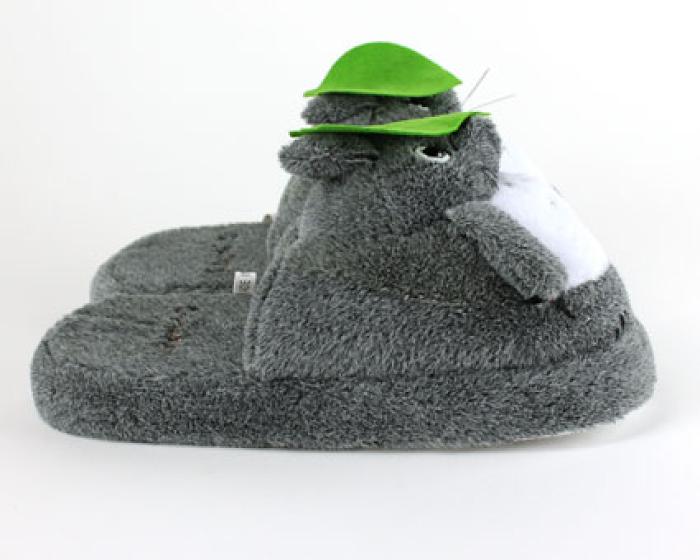 Totoro Slippers 2
