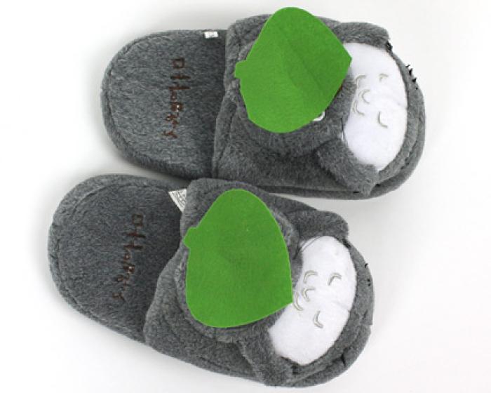 Totoro Slippers 4