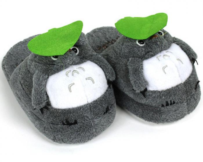 Totoro Slippers 1