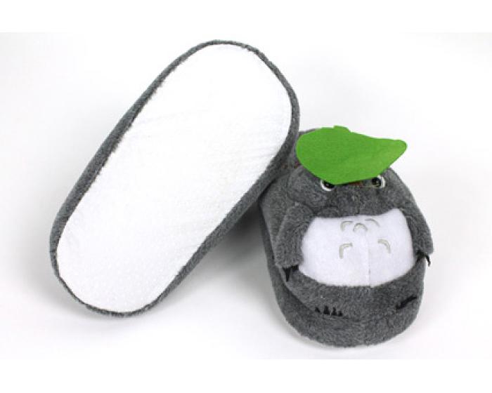 Totoro Slippers 3