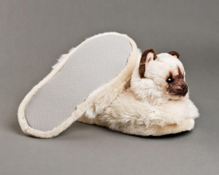 Himalayan Cat Slippers 3