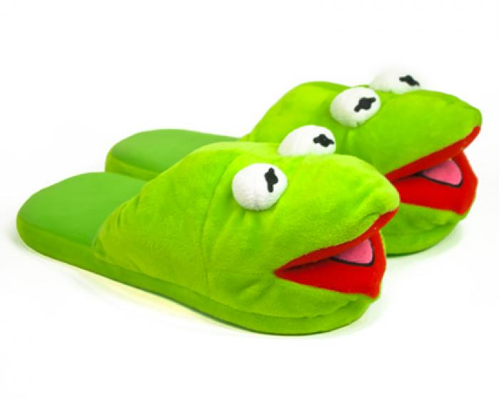 Kermit the Frog Slippers 1