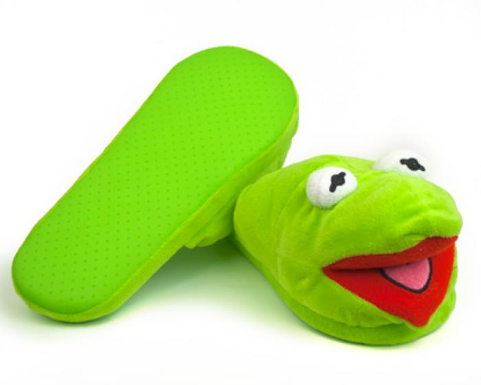 Kermit the Frog Slippers 3