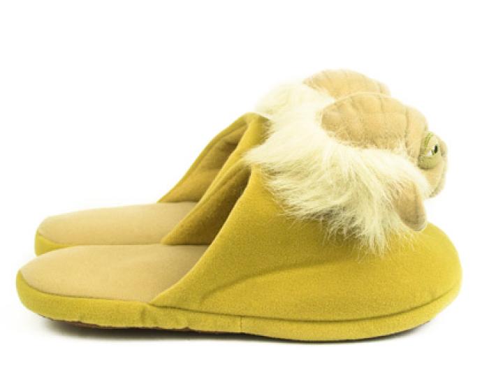 Yoda Slippers 2