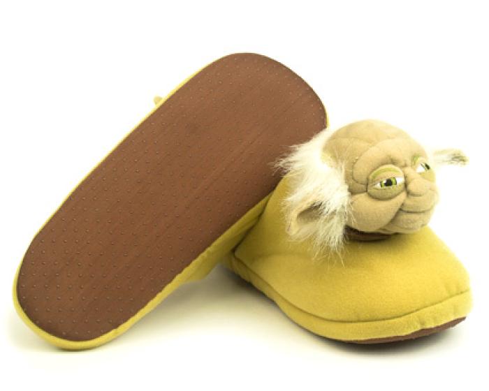 Yoda Slippers 3