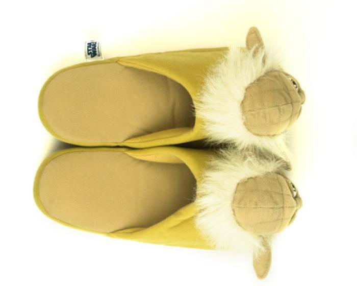 Yoda Slippers 4