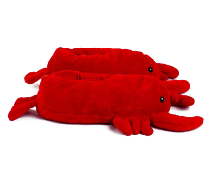 Lobster Slippers 2