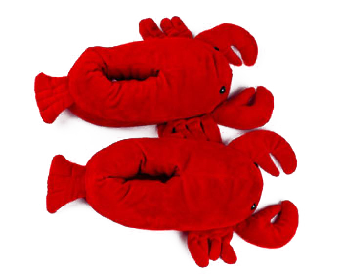 Lobster Slippers 4