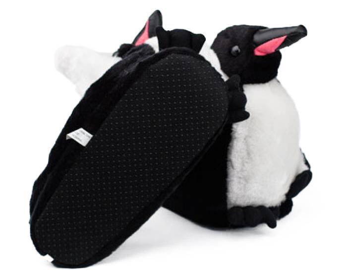 Penguin Slippers Bottom View