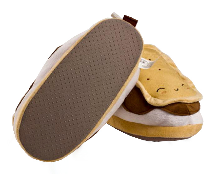 Heated Smores USB Slippers 5