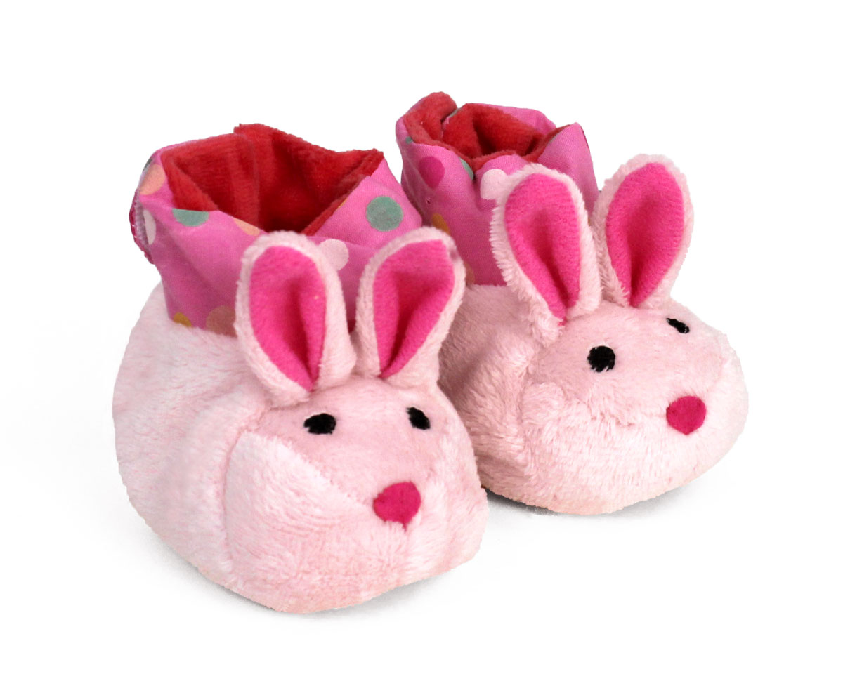 Bunny Slippers | Bunny Baby Booties | Bunny Slippers for ...