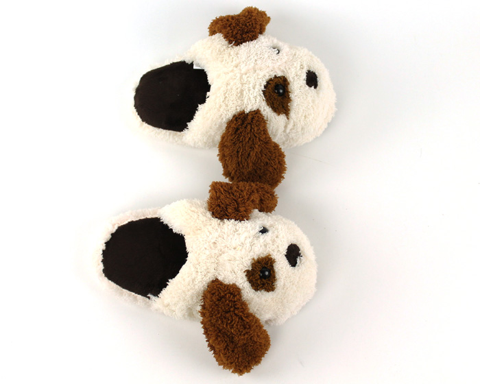 Children's Dog Slippers 4
