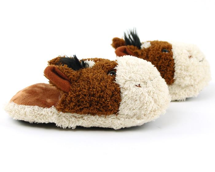 Children's Horse Slippers 2