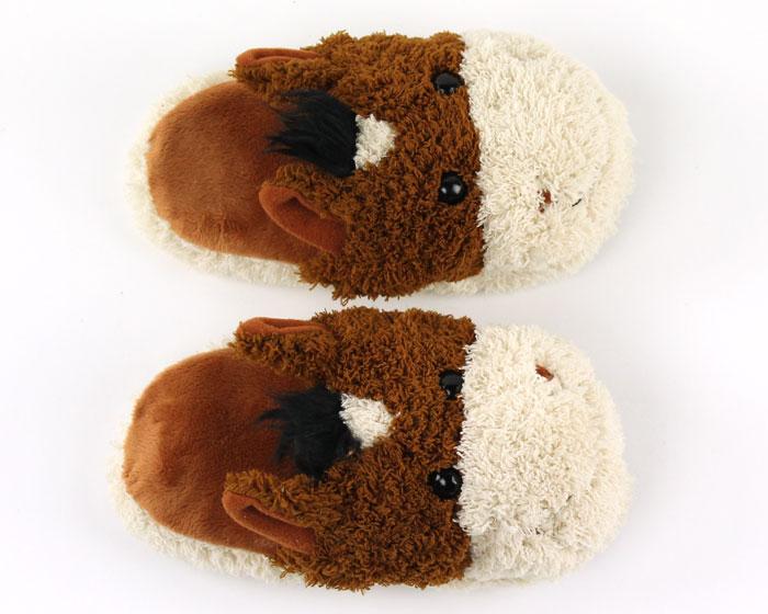 Children's Horse Slippers 4