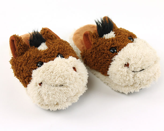 Children's Horse Slippers 1