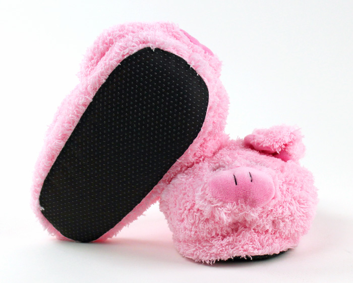 Children's Pig Slippers 3