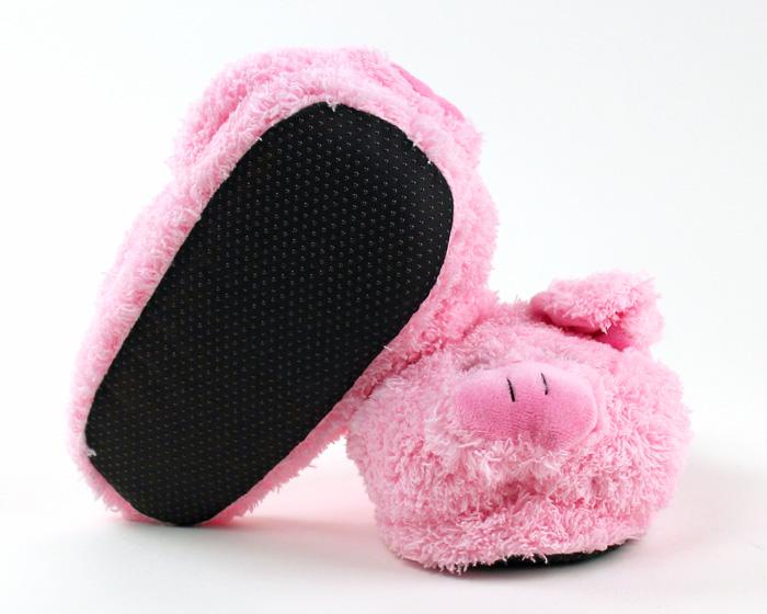 Children's Pig Slippers 3