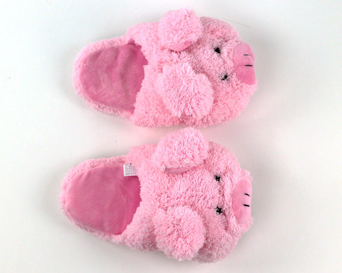Children's Pig Slippers 4