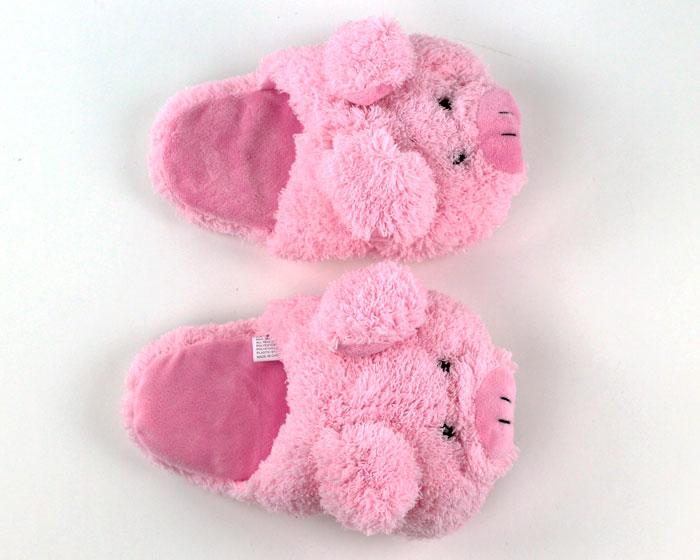 Children's Pig Slippers 4