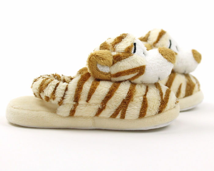Children's Tiger Slippers