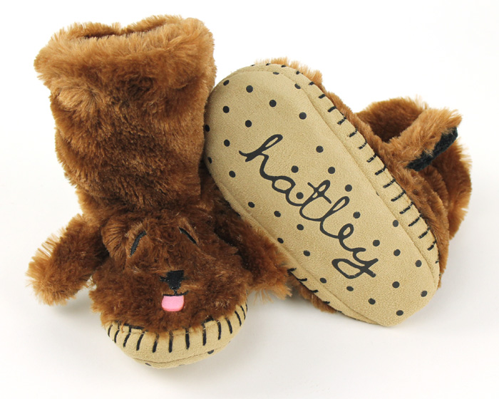 Dog Slouch Slippers 3