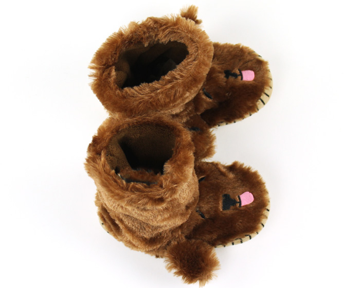 Dog Slouch Slippers 4