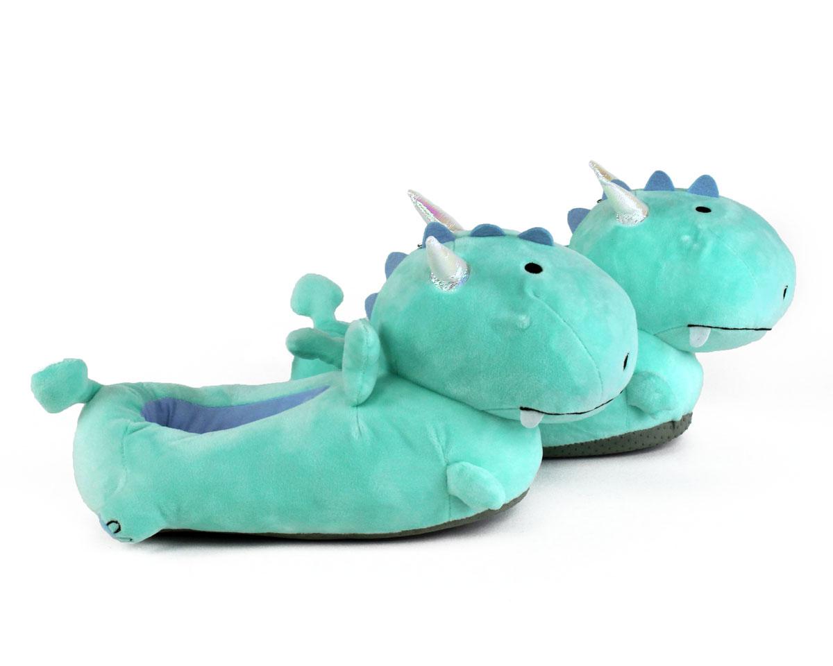 Dragon Light Up Slippers Dragon Slippers