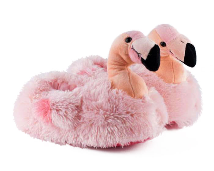 Flamingo Animal Slippers 1