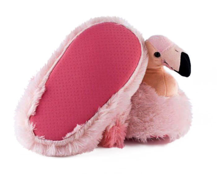 Flamingo Animal Slippers 3