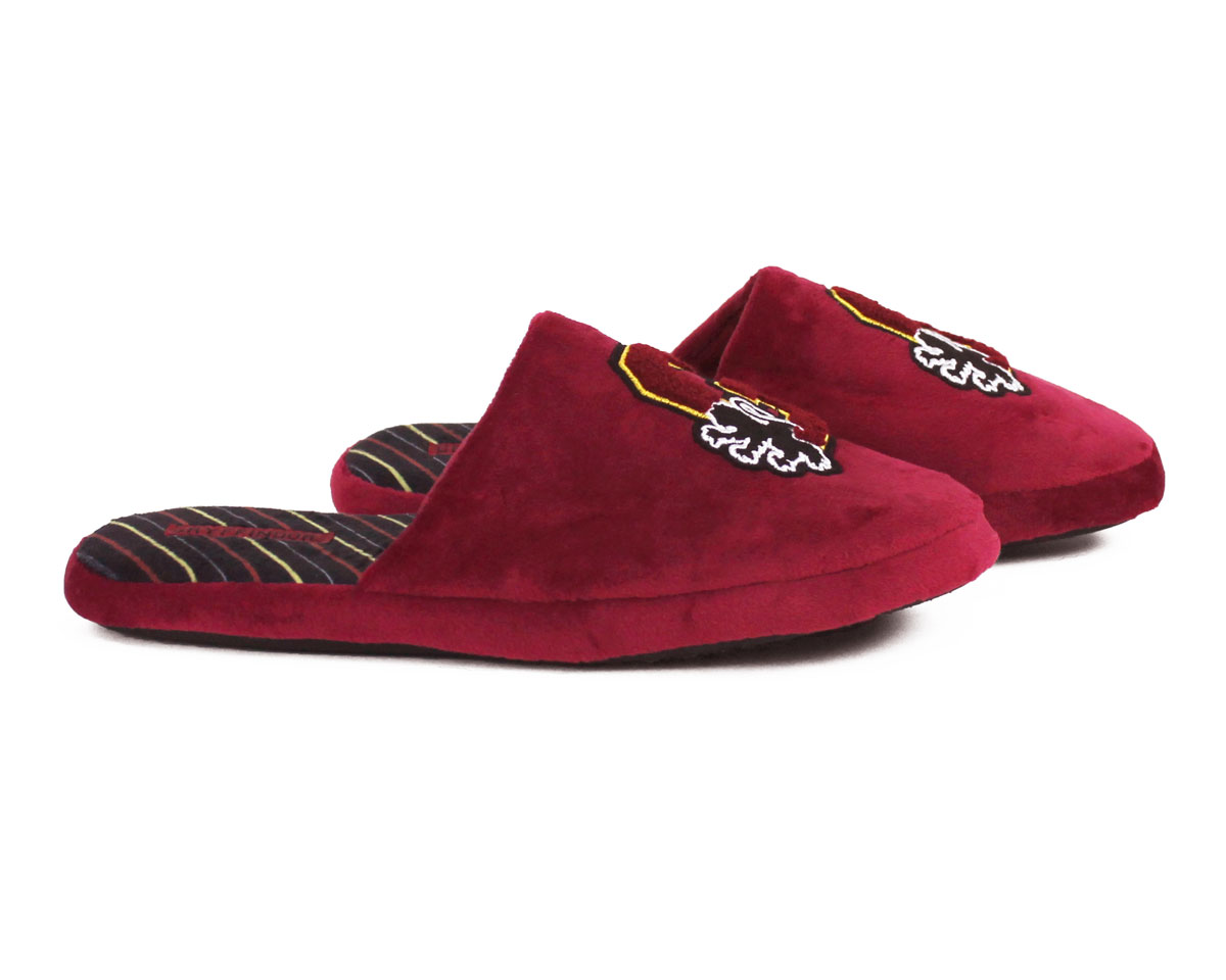 7760aca9eb75 ... Harry Potter Gryffindor Slippers Side View ...