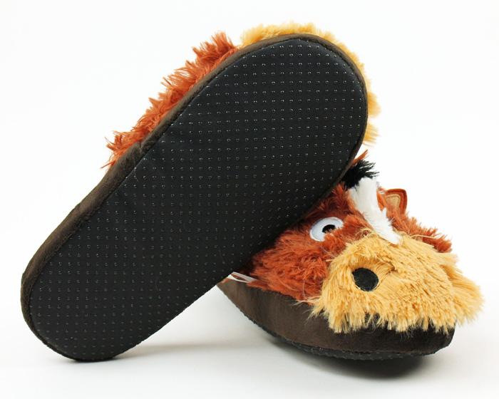 Horse Critter Slippers 3