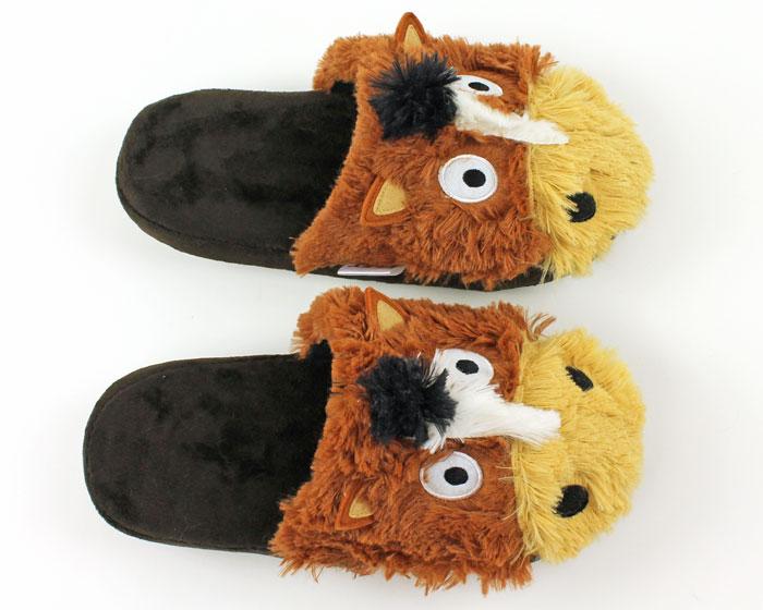 Horse Critter Slippers 4
