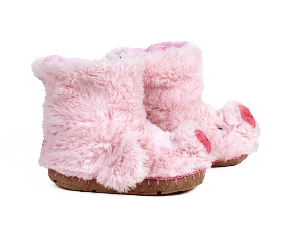 021ff3d8477 Kids Pig Slouch Slippers 1 Kids Pig Slouch Slippers 2 ...