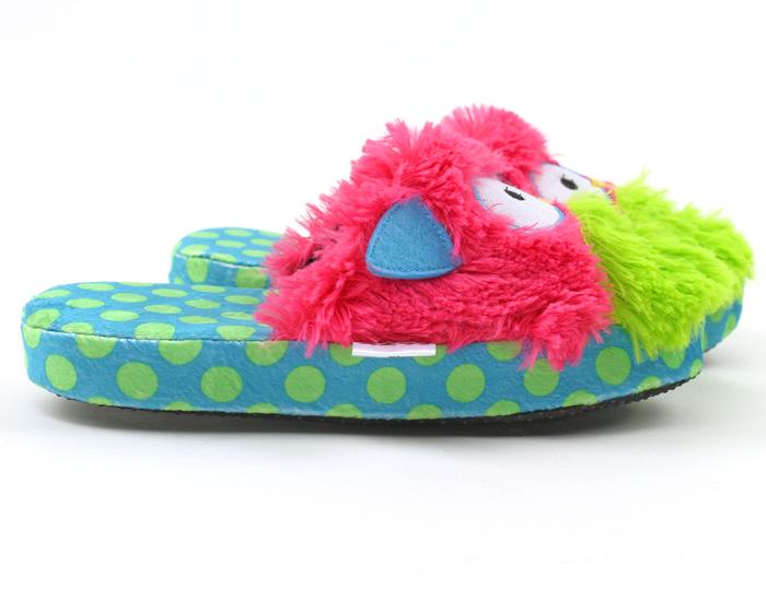 Owl Critter Slippers 2