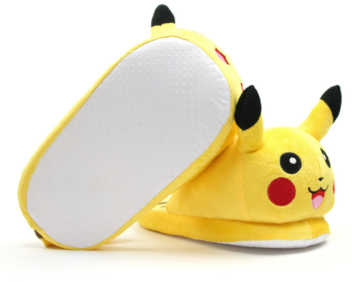 Pikachu Slippers | Pokemon Slippers