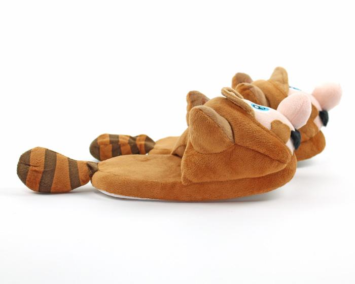 Tanooki Mario Slippers