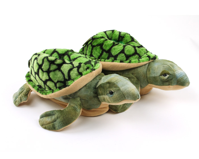 Turtle Animal Slippers 1