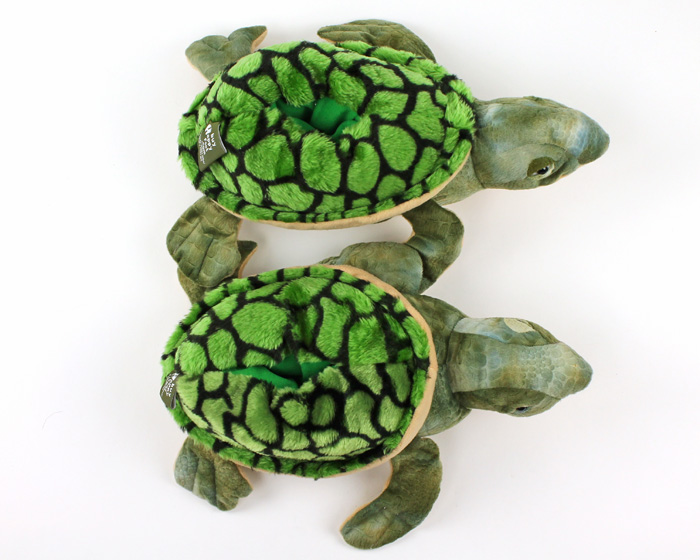 Turtle Animal Slippers 4