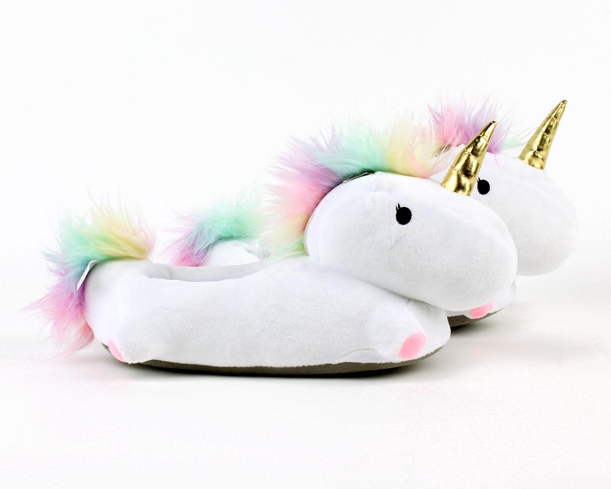 Kids Unicorn Slipper Shoes