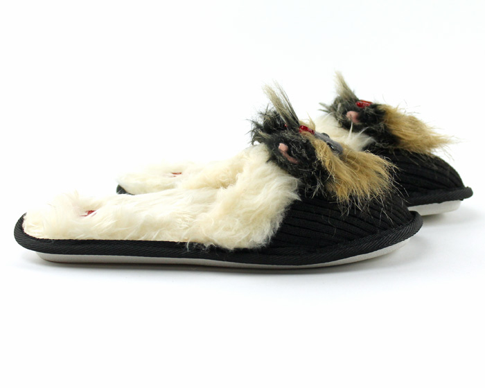 Yorkshire Terrier Animal Slippers 2